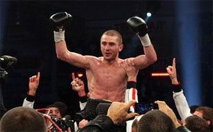 Байсангуров – временный чемпион WBO