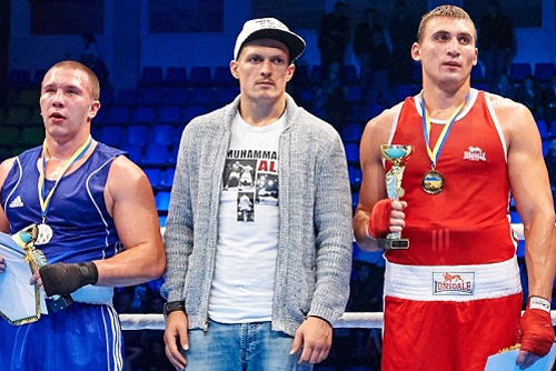 В києві завершився чемпіонат україни