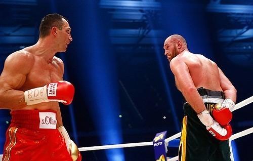 Фьюри: Владимир Кличко в10 раз сильнее остальных чемпионов