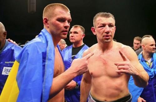 Украинский боксер Глазков опроверг переход под флаг России: