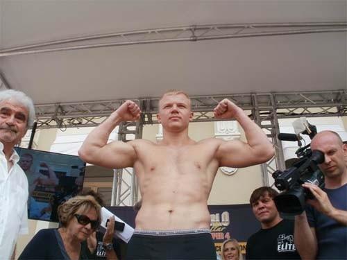 Украинский боксер Кучер проведет бой затитул чемпиона мира