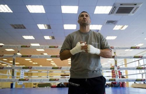 Где икогда смотреть бой Кличко против Джошуа