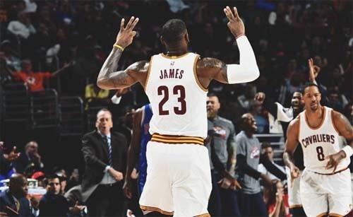 Леброн Джеймс лишил Джордана статуса самого результативного игрока плей-офф НБА