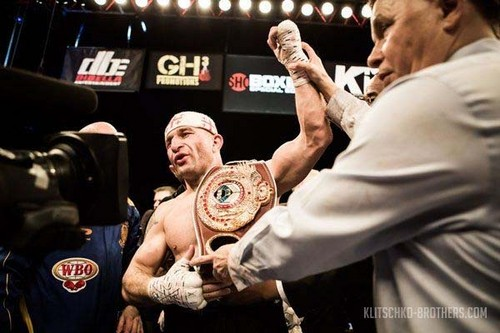 Грузинский боксёр арестован вНью-Йорке из-за связей срусской мафией