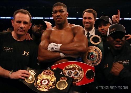 Хочу увидеть бой «Джошуа-Фьюри»— Майк Тайсон