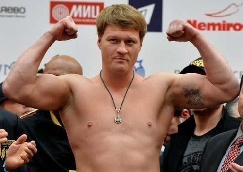 Поветкин готов ковсему, что ему предложит вбою украинец Руденко