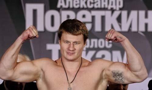 Александр Поветкин— всвоей лучшей форме, готов вернуться вчемпионскую гонку