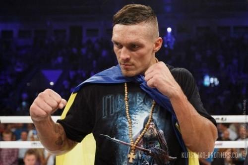 Александр Усик виступить вWorld Boxing Super Series