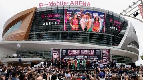 Джошуа vsКличкоII: Ноябрь, Лас-Вегас, T-Mobile Arena?