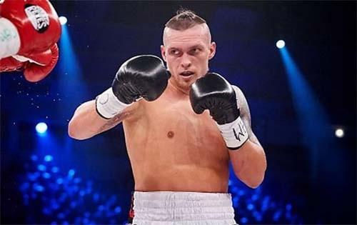 Боксер Усик проведет собственный следующий бой всередине декабря