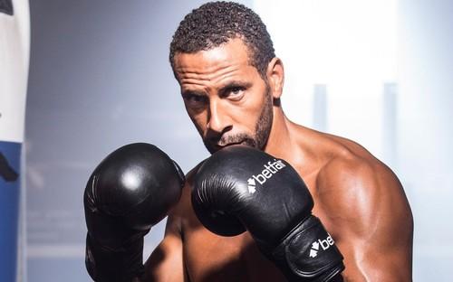 Прежний футболист «Манчестер Юнайтед» Фердинанд подтвердил, что начнет карьеру боксера