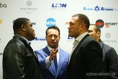 Стало известно, когда может состояться бой между Кличко иДжошуа