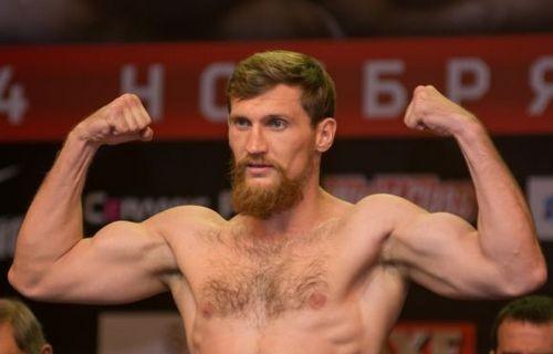 Русский боксер Кудряшов считает, что ему нужны соперники посильнее Сильгадо