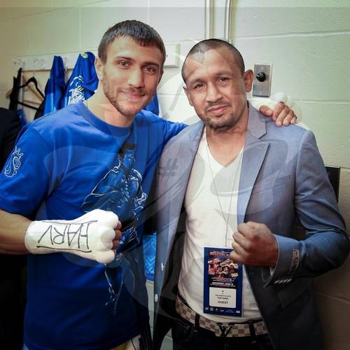 Популярный украинский боксер назван лучшим вмире вследующем году
