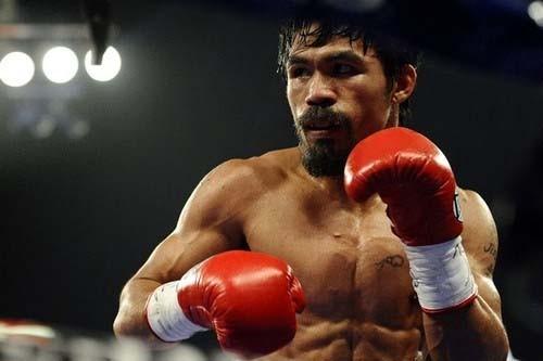 Известный боксер Пакьяо планирует летом провести бой в РФ