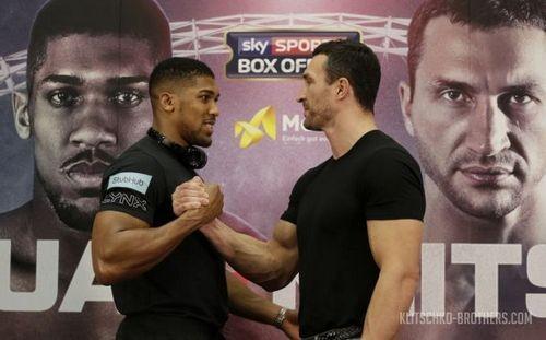 Кличко иДжошуа сразятся затитул «суперчемпиона WBA»