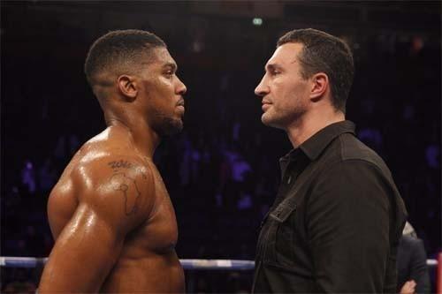 Джошуа: «Убеждаю себя, что бой против Кличко обыденный, однако это нетак»