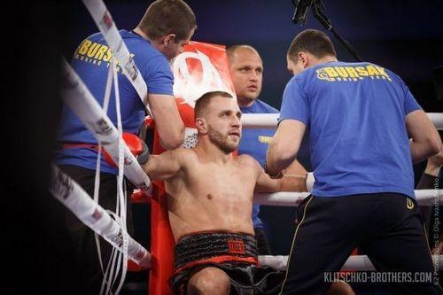Украинский боксер проведет бой затитул чемпиона мира