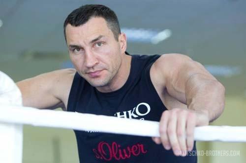 Хочу уйти изринга вранге чемпиона мира,— Кличко
