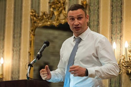 Виталий Кличко первым вгосударстве Украина войдет вМеждународный зал боксерской славы