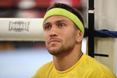 Василий Ломаченко: «Определенно хочу бой сМайки Гарсией. Спасибо засовет, Мэйвезер»