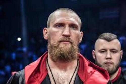 Кудряшов помогал Усику в подготовке к бою с Бриедисом