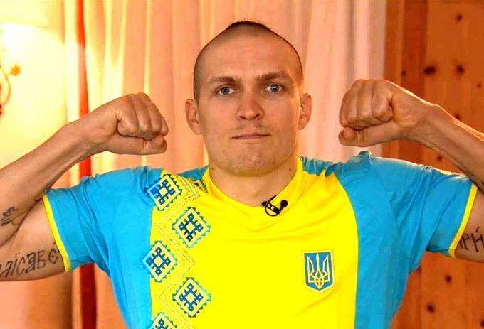 Очень его уважаю: Усик высказался вадрес ставшего россиянином боксера