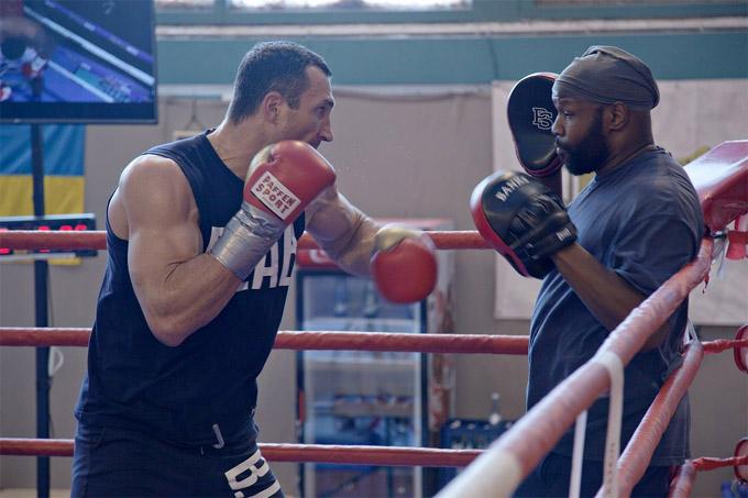 Эдди ХИРН: «Если сКличко будет крутой бой, можно ожидать реванш»