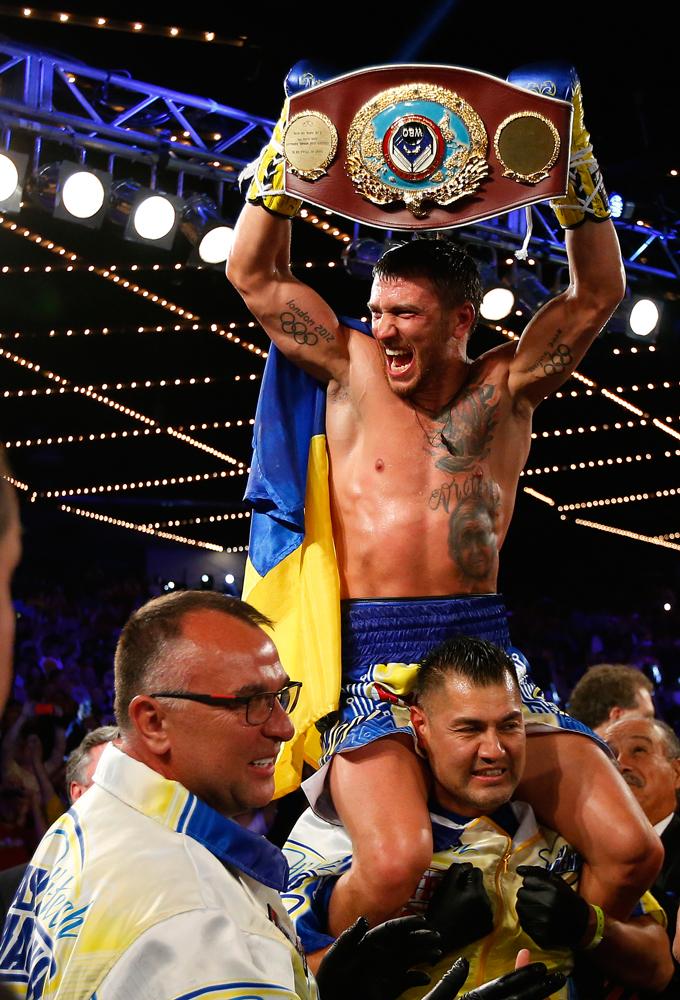 Украинский боксер Ломаченко стал дважды чемпионом мира - Цензор.НЕТ 1205